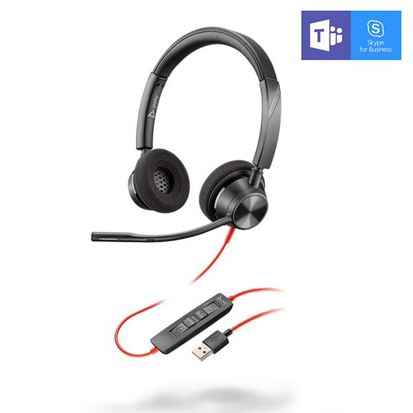 BLACKWIRE 3320, MICROSOFT, USB-A