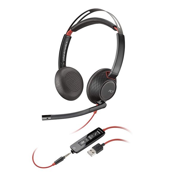 BLACKWIRE-5220-USB-A