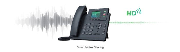 Âm thanh HD cao cấp, giao tiếp tốt hơn