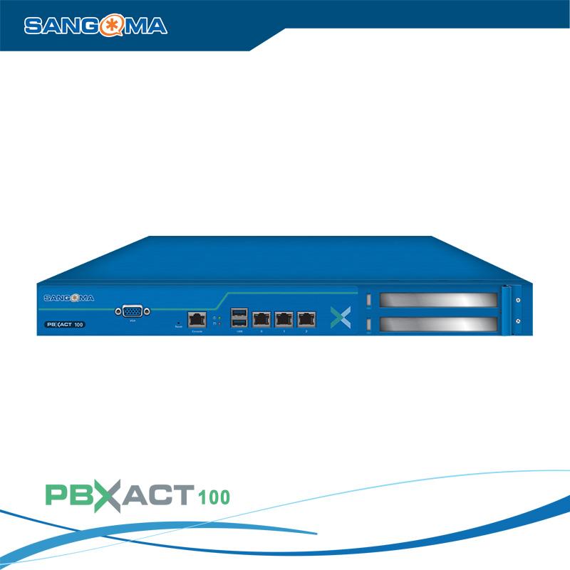 Tổng đài IP SANGOMA PBXACT UC 100 / 60 Simultaneous Calls