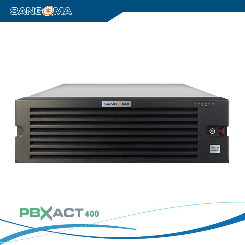 Tổng đài IP SANGOMA PBXACT UC 2000 / 1500 Simultaneous Calls