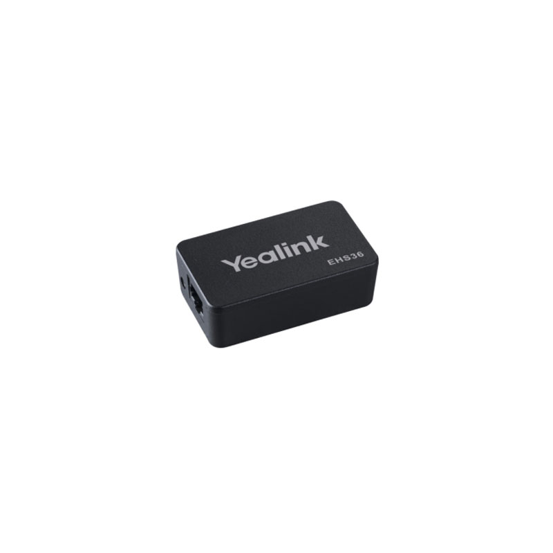 Wireless Headset Adapter Yealink EHS36