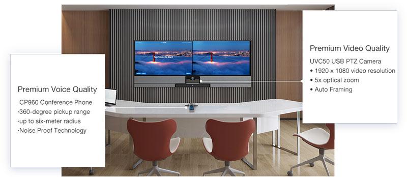Yealink ZVC500 Zoom Rooms Kit