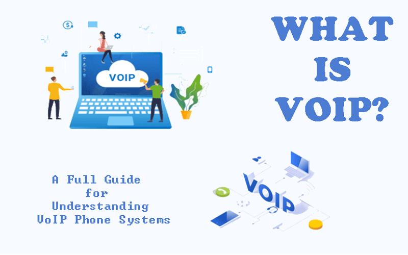 VoIP Là Gì? Những điều Cần Biết Về Hệ Thống điện Thoại VoIP?