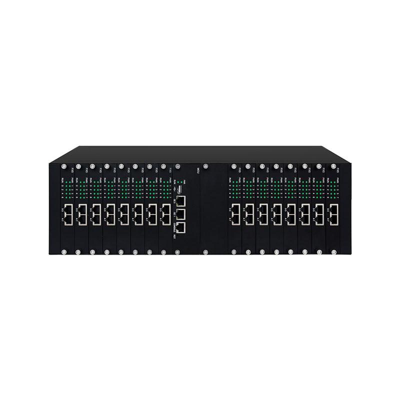 Analog VoIP Gateway Dinstar DAG3000-128S/O