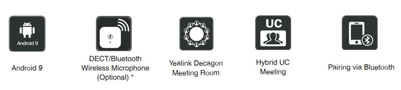 Điện thoại hội nghị Yealink CP965