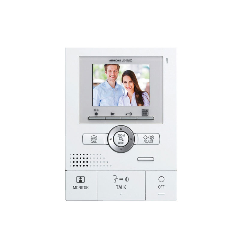 Màn Hình Chuông Cửa AIPHONE JK-1MD Hands-free