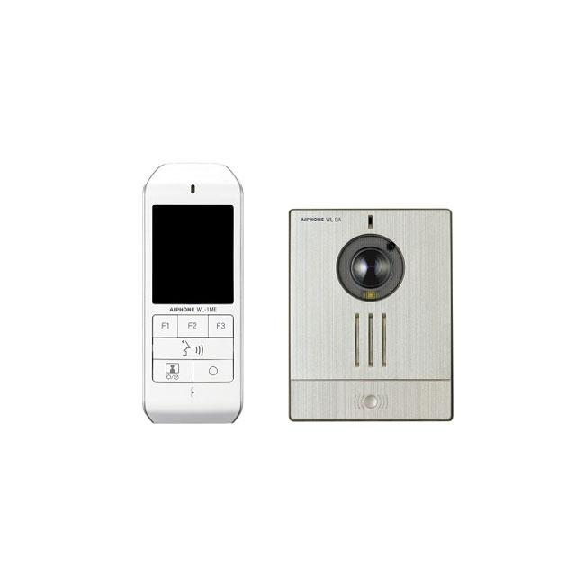 Chuông Cửa Có Hình Sử Dụng Wifi AIPHONE WL-11